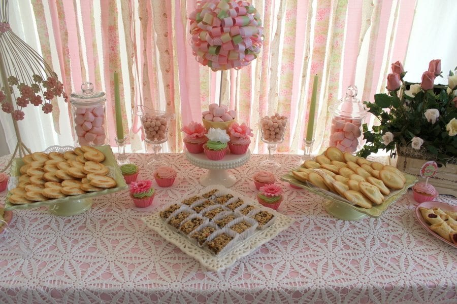 My Cup Runneth Over - A Tea Party On A Budget - Desserts