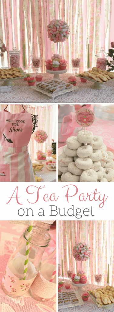 Tea Party on a Budget