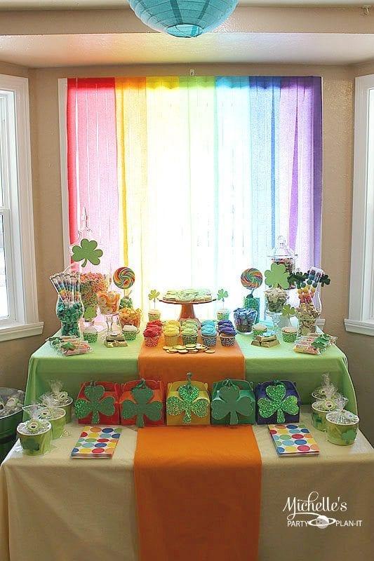 The Blog's Birthday and St. Patrick's Day Celebration