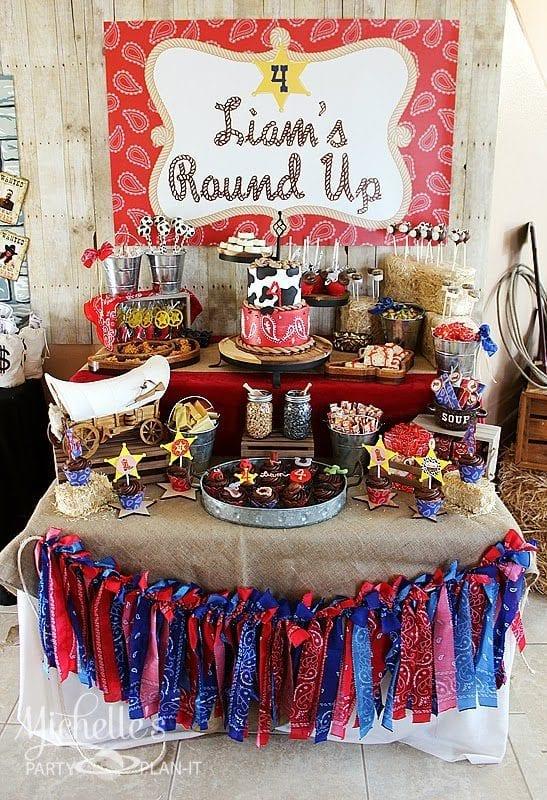 Cowboy Party Ideas