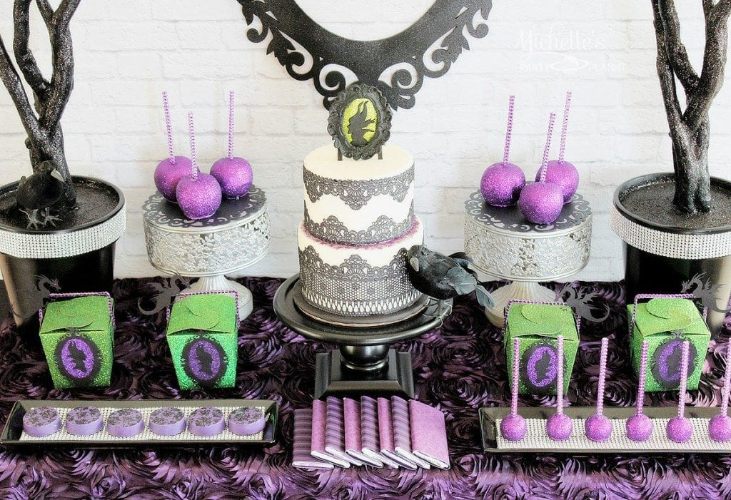 Maleficent Party Ideas