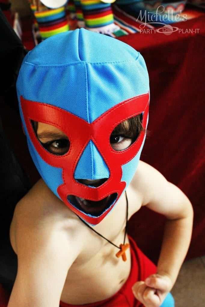 Nacho Libre Party Ideas - Costumes