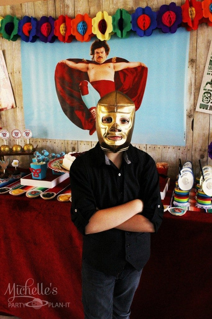 Nacho Libre Party - costume ideas