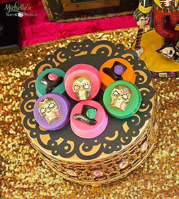 Day of the Dead Oreos