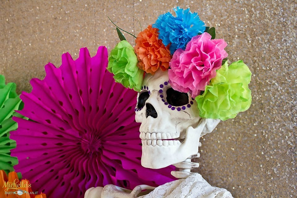 Day of the Dead Party Props