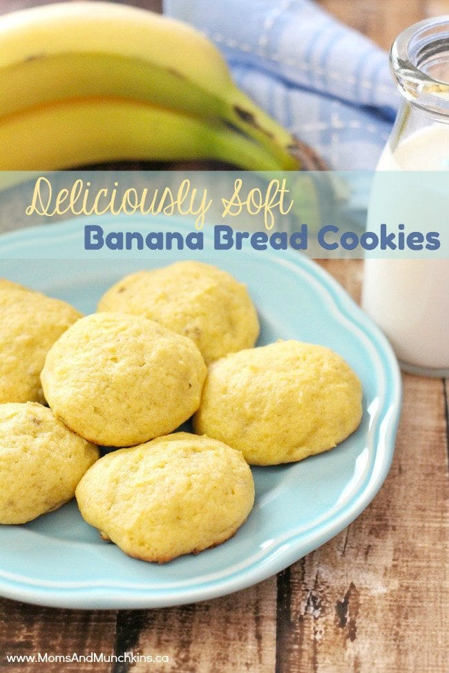 Banana Bread Cookies Recipe