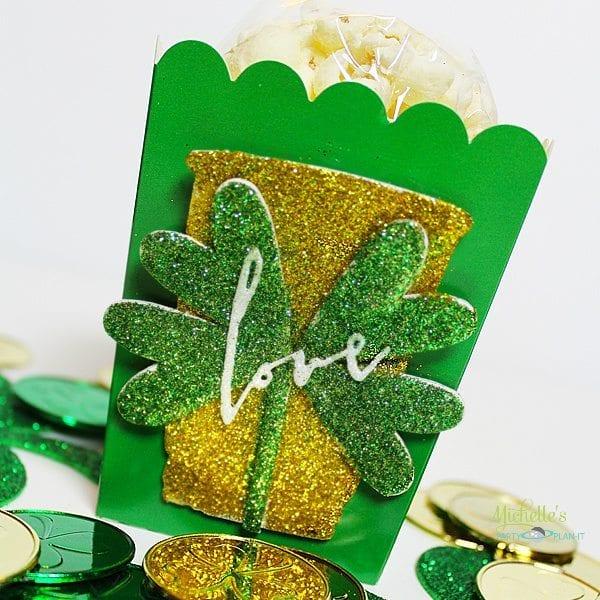 St. Patrick's Day Treat Box | Sizzix Inspiration