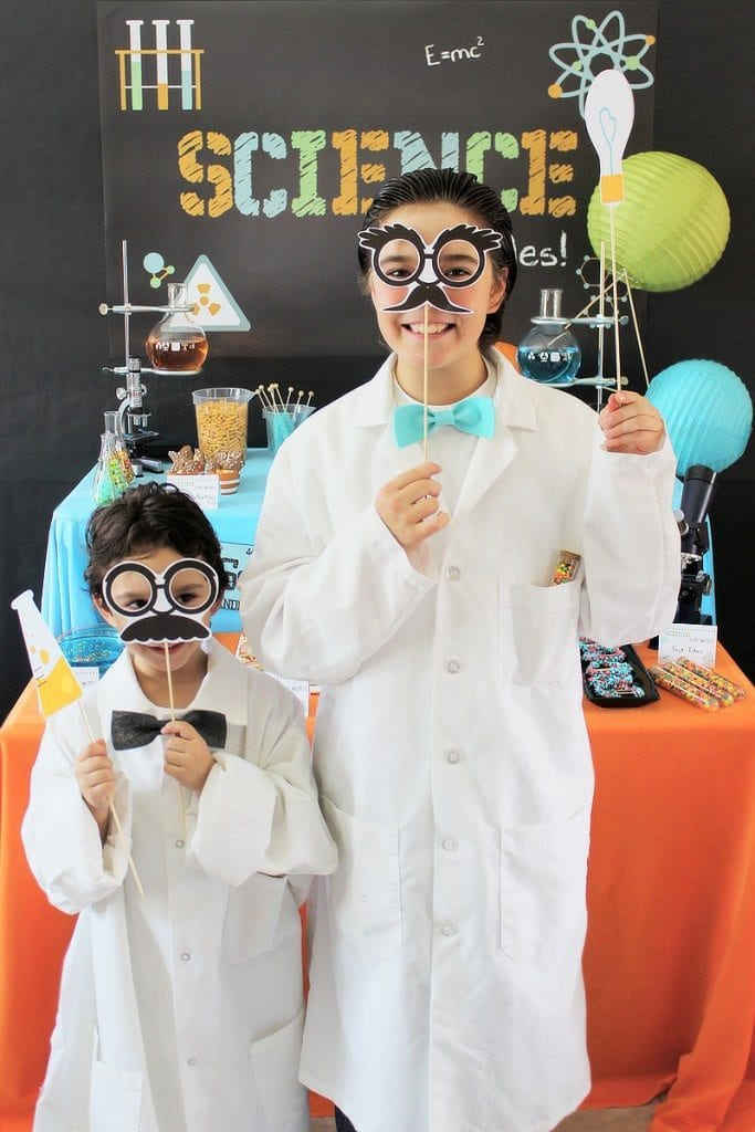 Science Party Ideas for PBS Parents - Birthday Party Themes for Boys