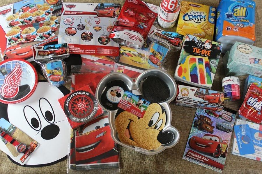#disneyside cars party