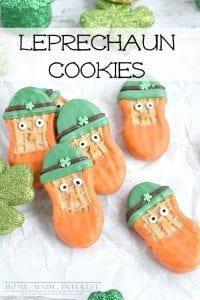 Leprechan Cookies