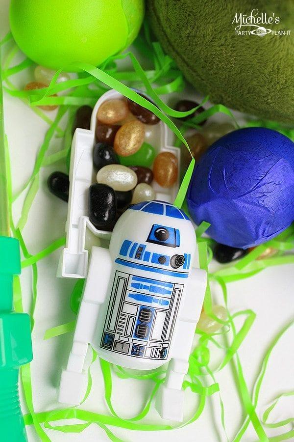 Star Wars Easter Basket #disneyeaster