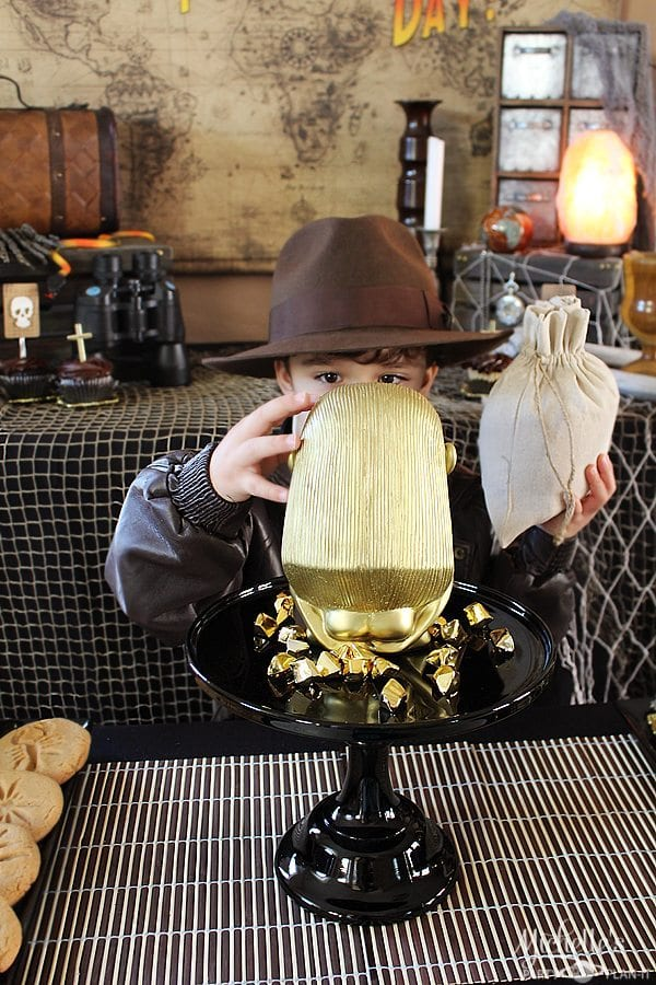 Indiana Jones Party Inspiration Father S Day Party