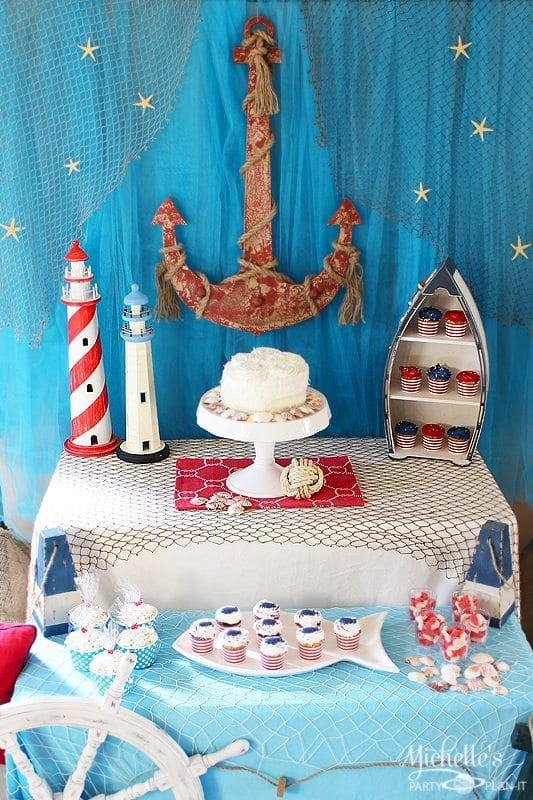 Nautical Party Ideas