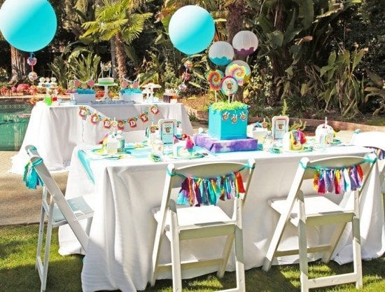 summer Tie Dye Party