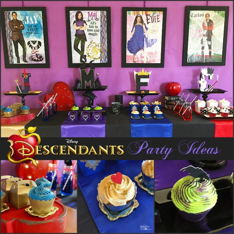 Descendants Party