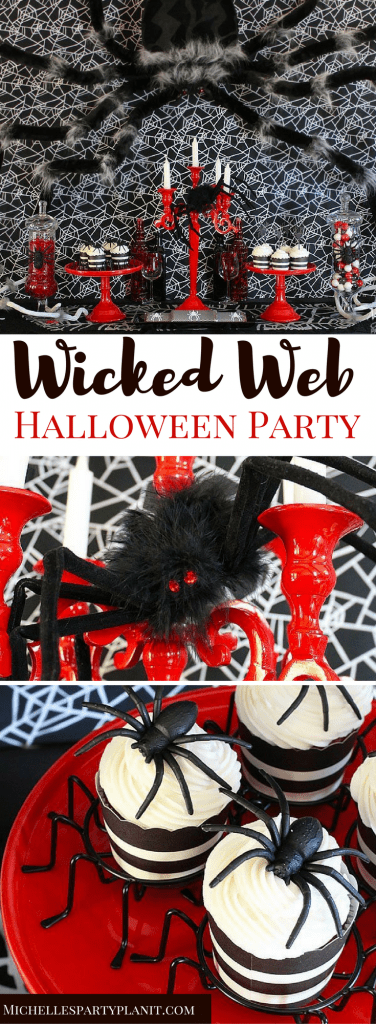 Wicked Web Halloween Party