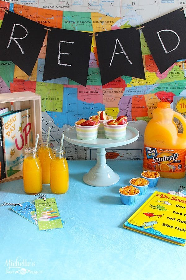 after-school-snack-table