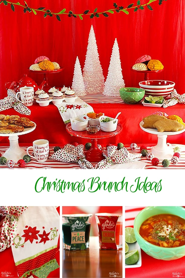 Christmas Morning Joy With Glade Brunch Ideas