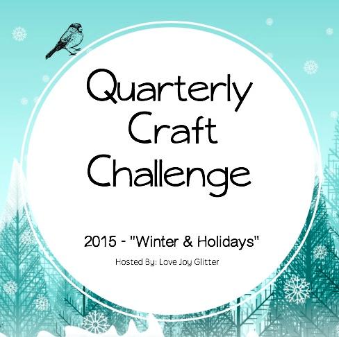 Quarterly Craft Challenge