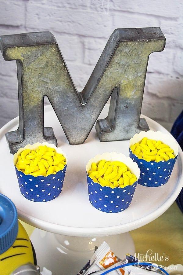 Minions Movie Party Ideas