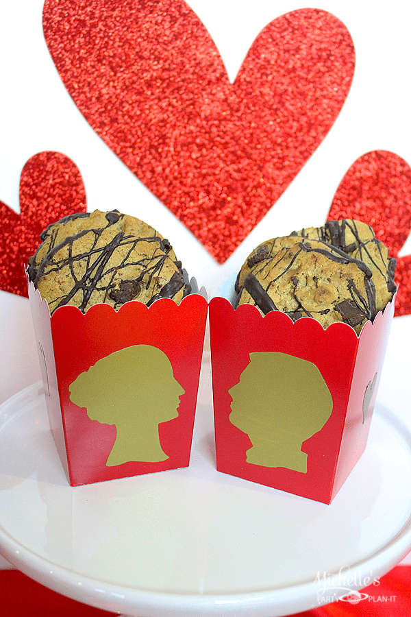 His & Hers Valentine's Day Party Favors