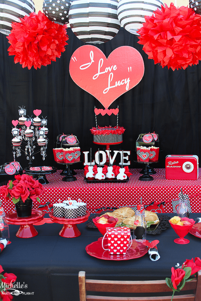 I Love Lucy Party