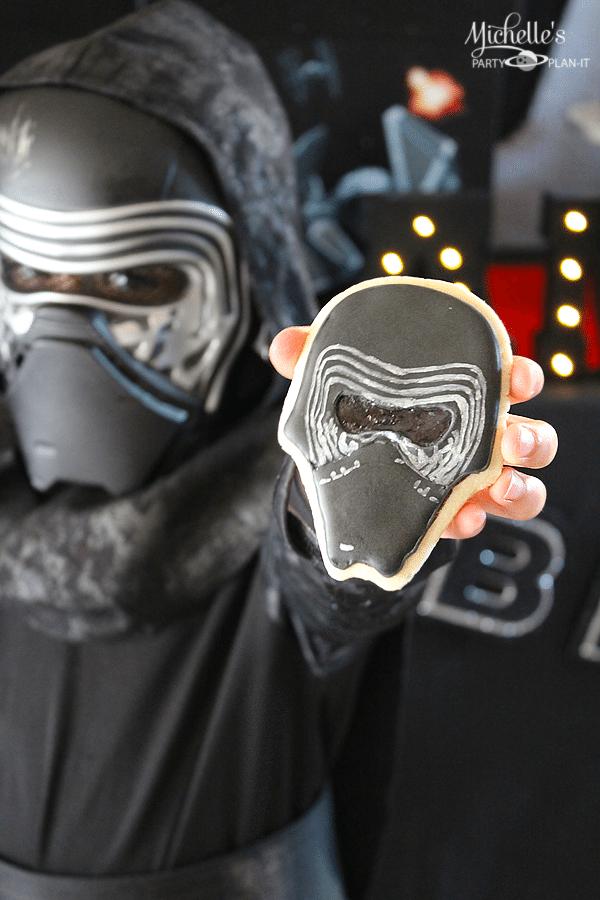 Star Wars Party Ideas #LiamsSithBirthday
