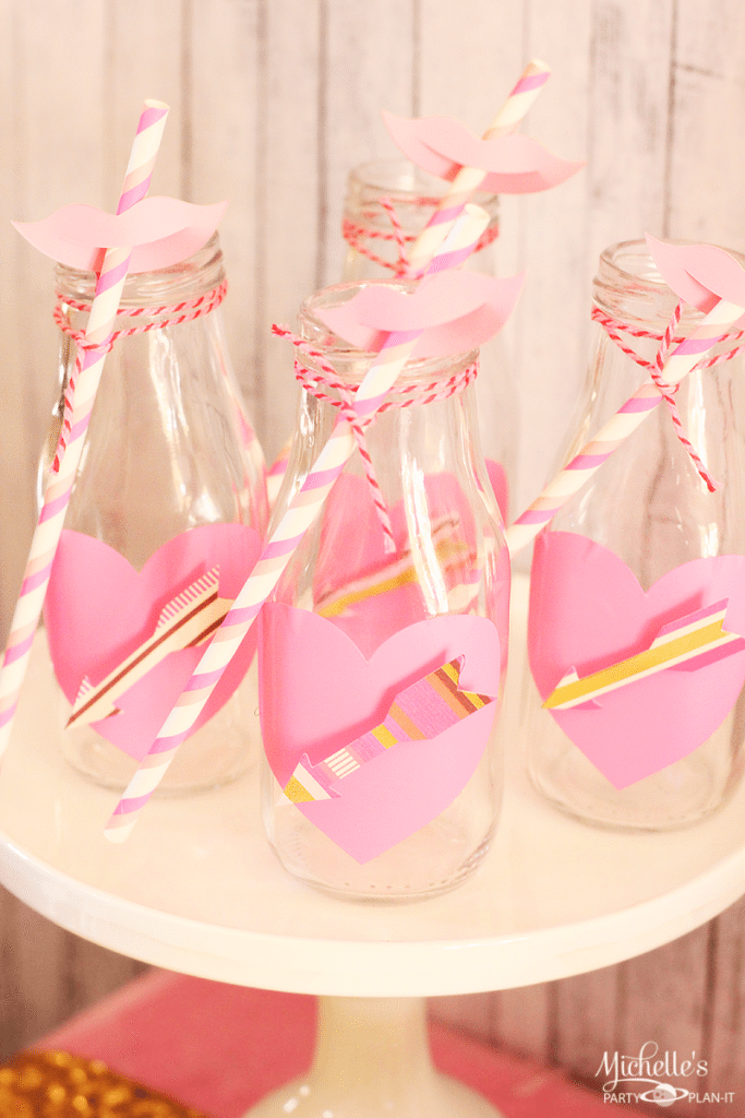 Hearts & Kisses Valentine's Day Party