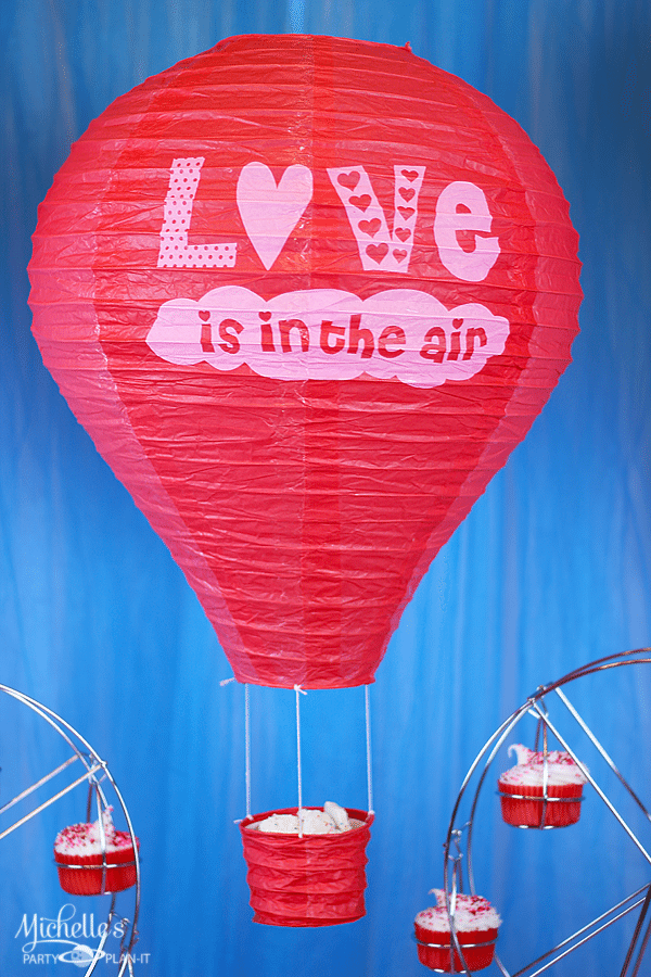 Love Is In The Air Valentine's Day Party