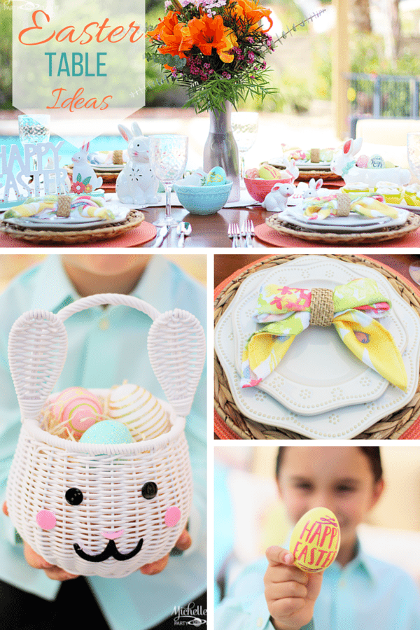 Easter Tablescape | Spring at KOHL'S