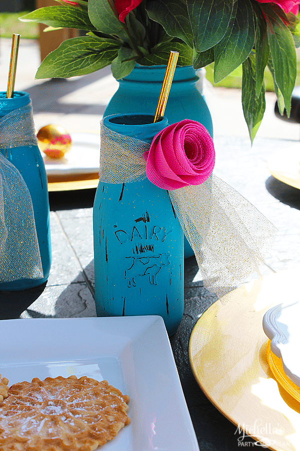 Easter tablescape 11