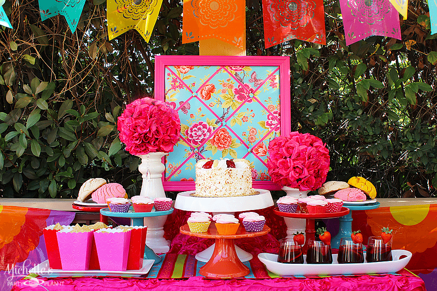 How to Plan a Radiant and Bright Garden Fiesta - Michelle ...