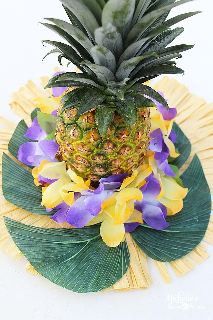 Pineapple Luau Centerpiece