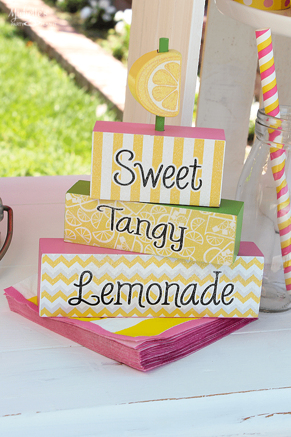 Lemonade Party Ideas