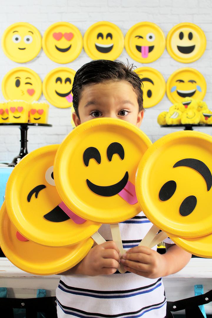 DIY Emoji Props