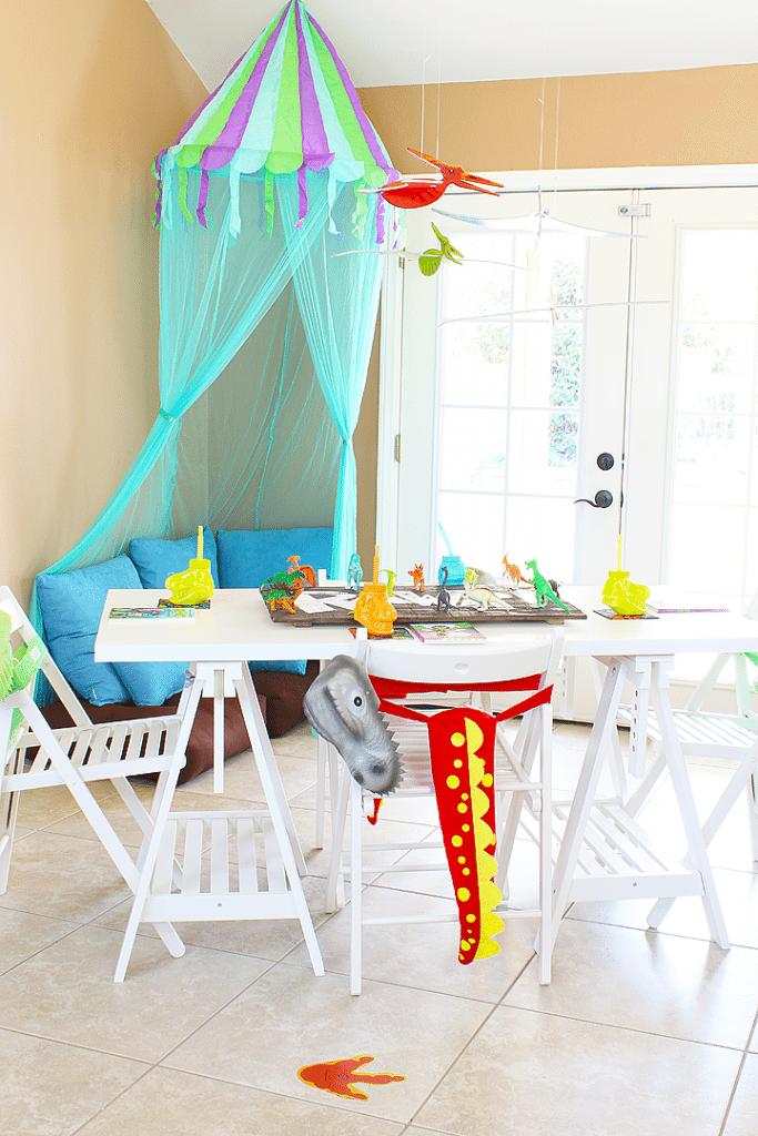 Dinosaur Play Date - Birthday Party Themes for Boys