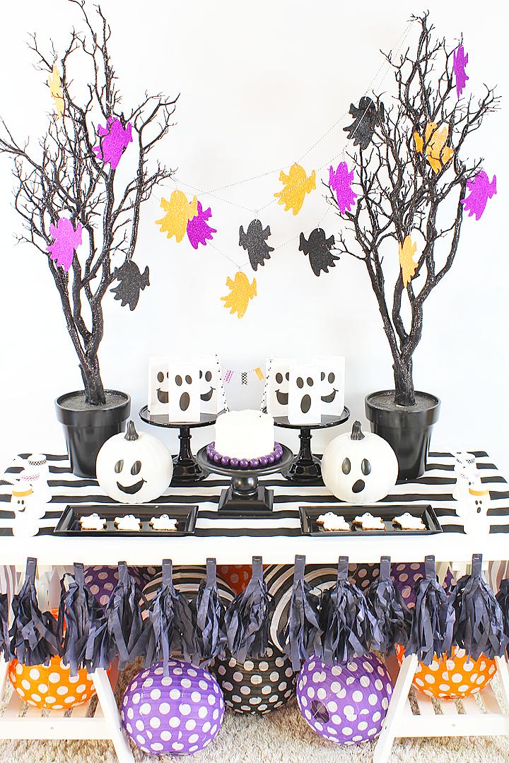 Boo Bash Halloween Party Ideas