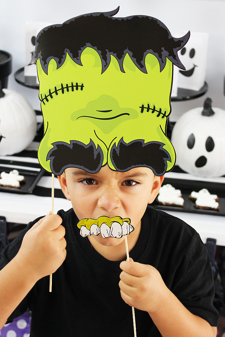 Boo Bash Halloween Party Ideas and Games