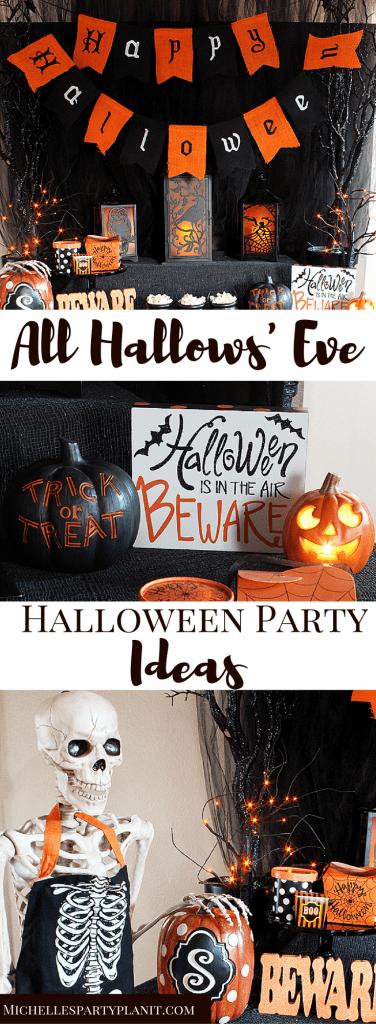 All Hallows' Eve Halloween Party