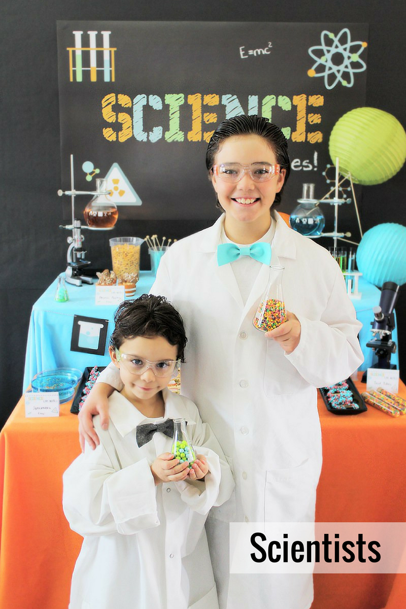 Scientist Costume