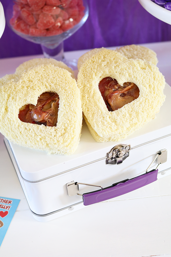 PB & J Sandwich