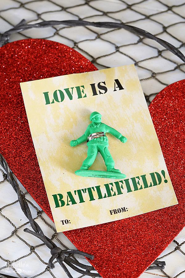 Love is a battlefield 10