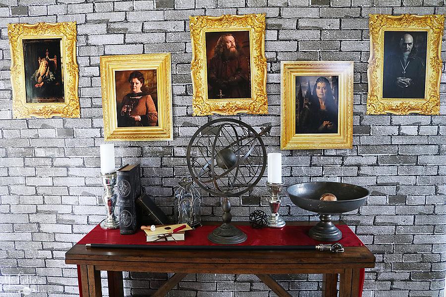 Dumbledore's Office Decor
