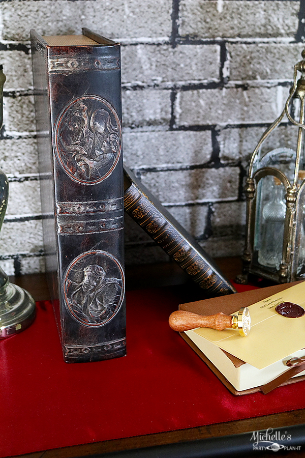 Dumbledore's Study Decor