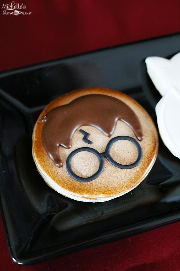 Harry Potter Sugar Cookies