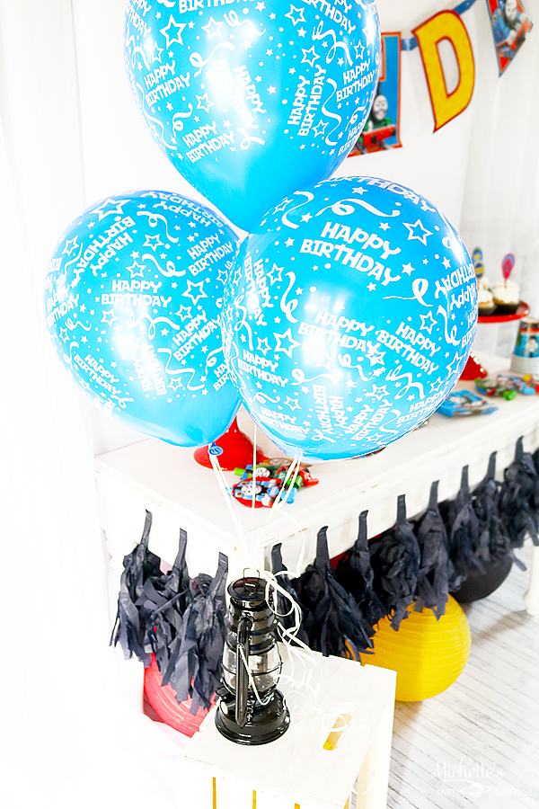 Thomas & Friends Birthday Party Decorations