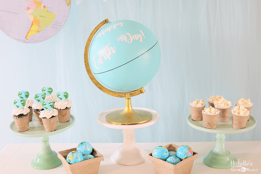Simple Earth Day Party Ideas Michelle S Party Plan It