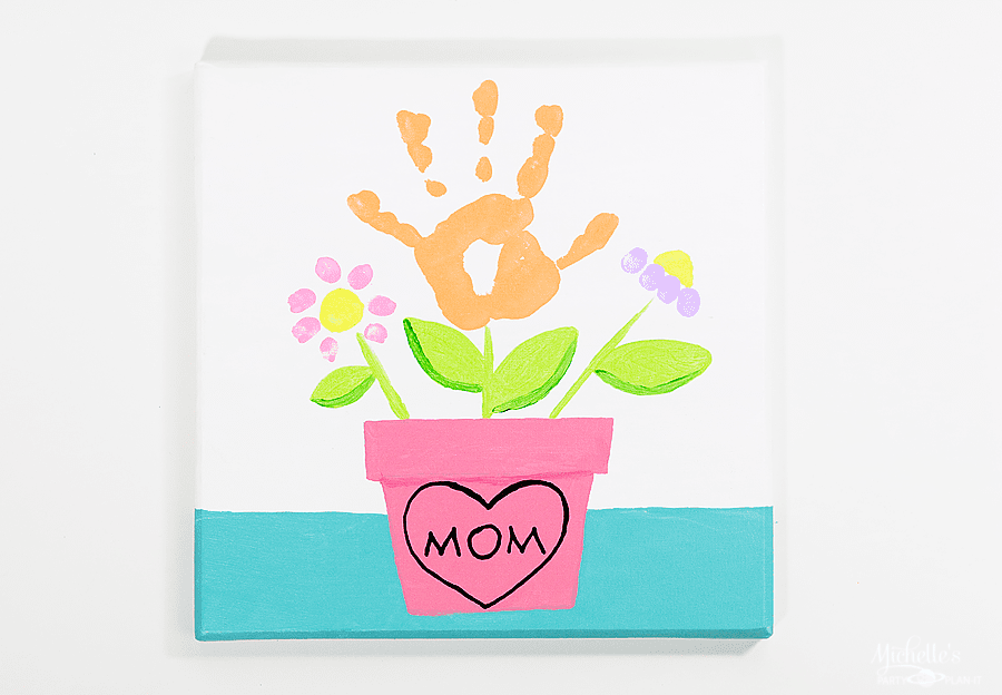 Mommy and Me Painting Party Final Project