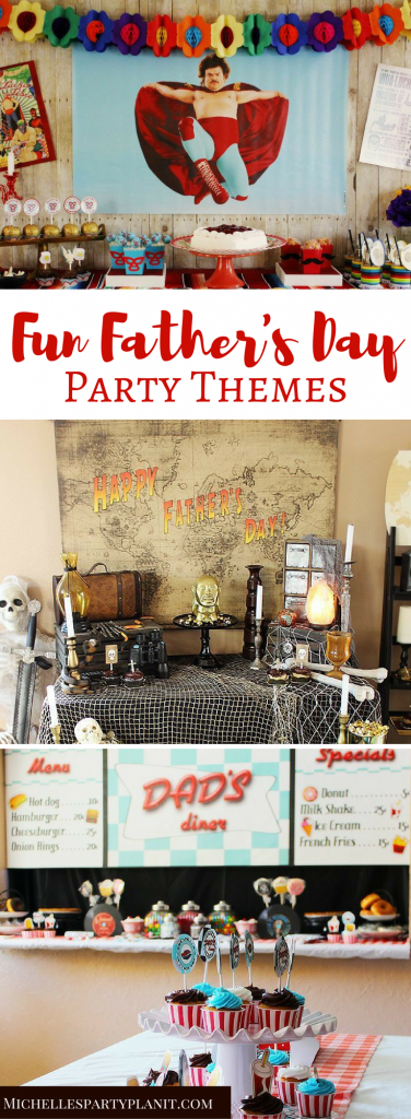 Father's Day Party Themes
