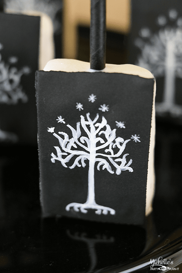 Lord of the Rings Treats - Tree of Gondor